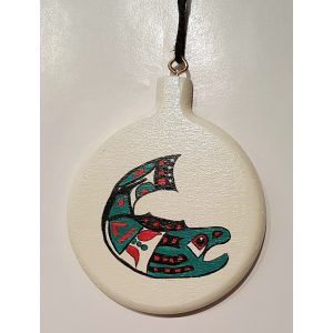 Salmon Ornament